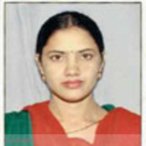 Canadian Nanny Provider Pooja S's Profile Picture