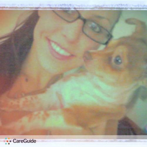 Pet Care Provider Kalie B's Profile Picture
