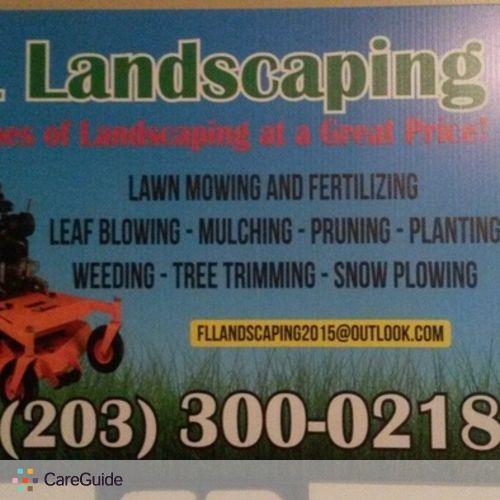 Landscaper Job Flavio L's Profile Picture