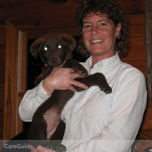 Pet Care Provider Sherry Goulet's Profile Picture