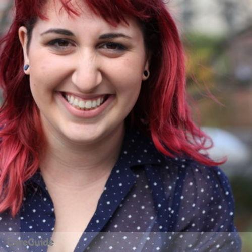 Canadian Nanny Provider Sydni Lazarus's Profile Picture