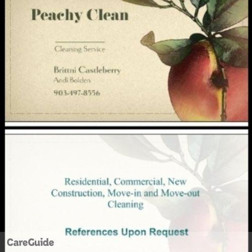 Housekeeper Provider Brittni Castleberry's Profile Picture