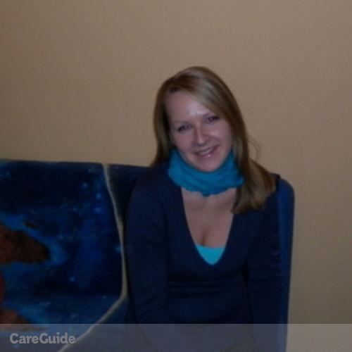 Canadian Nanny Provider Jana Martonova's Profile Picture