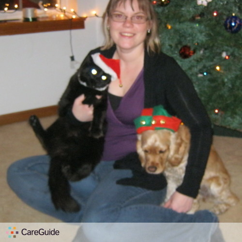 Pet Care Provider Melissa Boot's Profile Picture