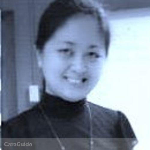 Canadian Nanny Provider Charity Aquino's Profile Picture