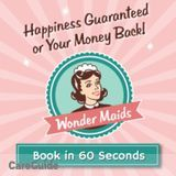 Happiness guaranteed or your money back book in 60 seconds