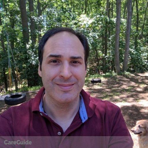 Pet Care Provider Riccardo C's Profile Picture