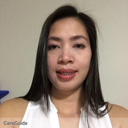 Canadian Nanny Provider Eula Go's Profile Picture