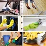 Housekeeper in Swaledale