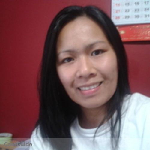 Canadian Nanny Provider Noemi E's Profile Picture
