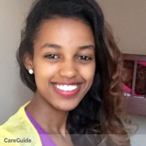 Canadian Nanny Provider Bety Kebede's Profile Picture