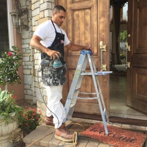 Painter Provider Michael Delavega Gallery Image 1