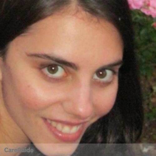 Canadian Nanny Provider Francesca Rodella's Profile Picture