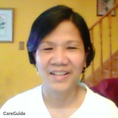 Canadian Nanny Provider Nita M's Profile Picture