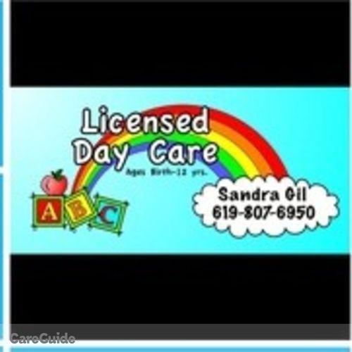 Child Care Provider Sandra Gil's Profile Picture