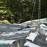 Roof repairs/new roofs/flat roofs/metal roofs/shingle roofs/ chimney & flashing repairs/ leak repairs
