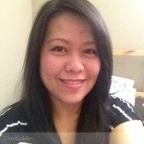 Canadian Nanny Provider Jennifer Pedro's Profile Picture