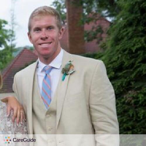 Pet Care Provider Cameron W's Profile Picture