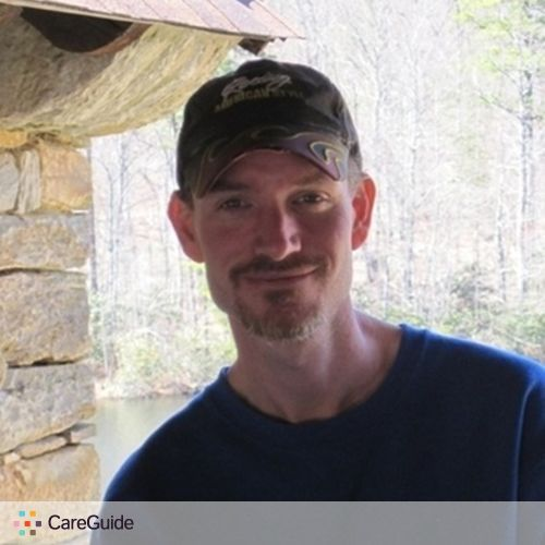 Handyman Provider Michael Earles's Profile Picture