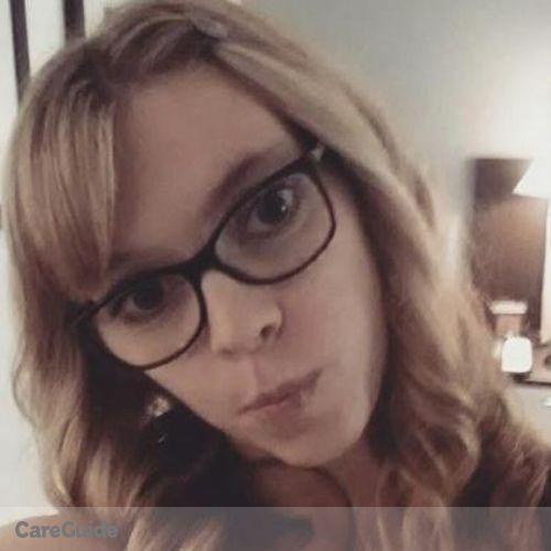 Canadian Nanny Provider Mercedes Fulton's Profile Picture