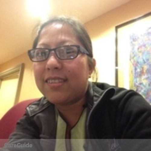 Canadian Nanny Provider Haydee Cabrido's Profile Picture