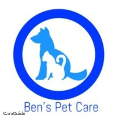 Pet Care Provider Ben O's Profile Picture