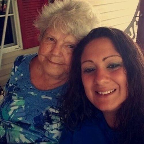 Elder Care Job Anita Hewett's Profile Picture