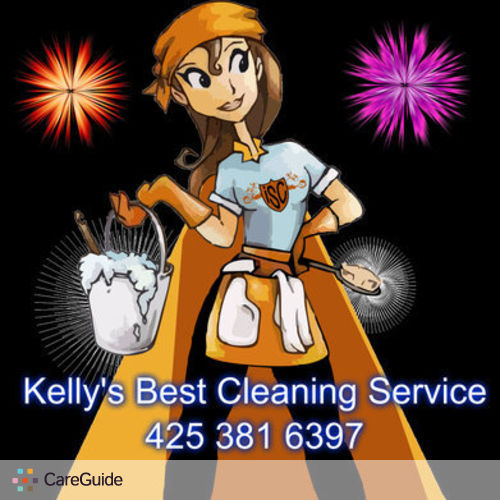 Housekeeper Provider Kelly Dias's Profile Picture