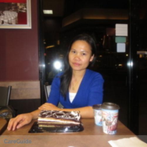 Canadian Nanny Provider Elisa Corpuz's Profile Picture