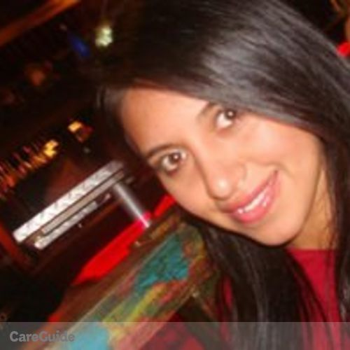 Canadian Nanny Provider Anita Diaz's Profile Picture