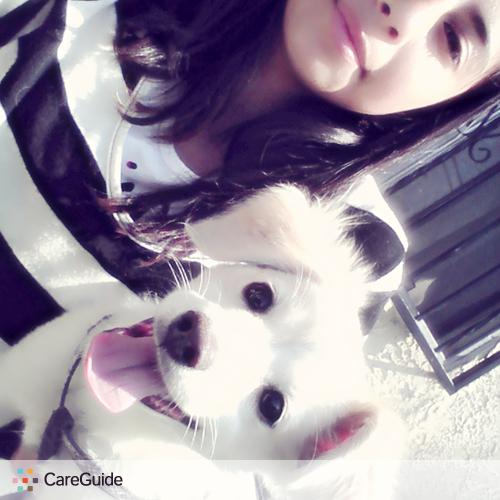 Pet Care Provider Gabby Vazquez's Profile Picture