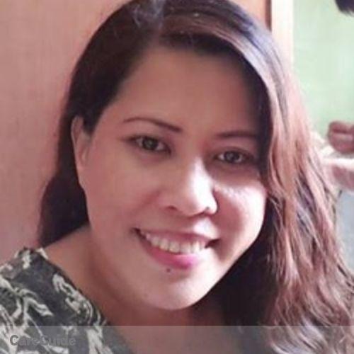 Canadian Nanny Provider Gina Orquesta's Profile Picture