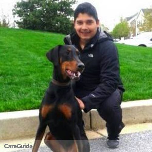 Pet Care Provider Carlos Rivera's Profile Picture