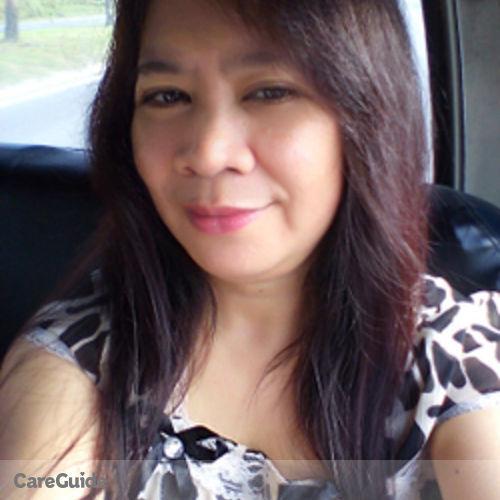 Canadian Nanny Provider Ninfa Estrella's Profile Picture