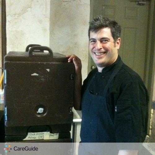 Chef Provider Benjamin Gutcheon's Profile Picture