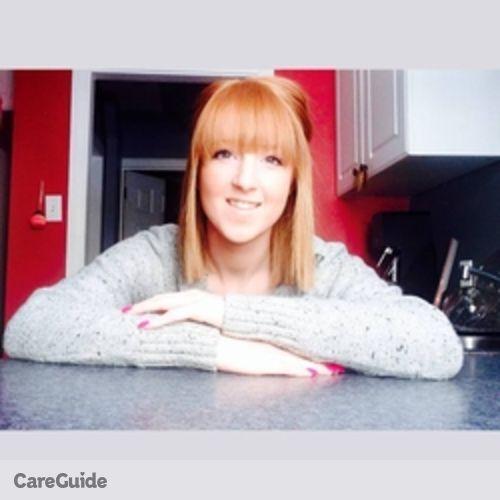Canadian Nanny Provider Kayla's Profile Picture
