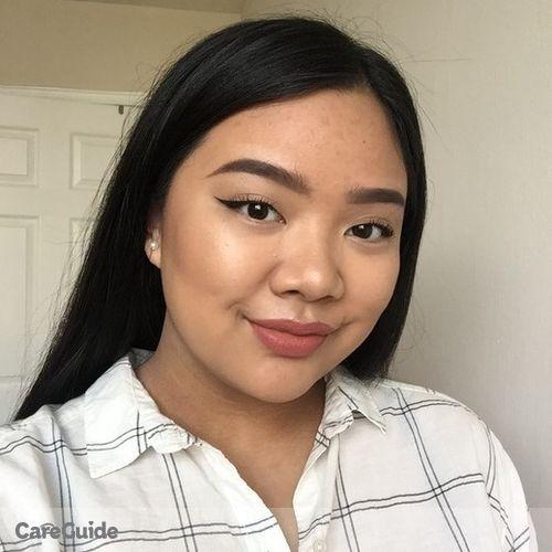 Canadian Nanny Provider Erica J's Profile Picture