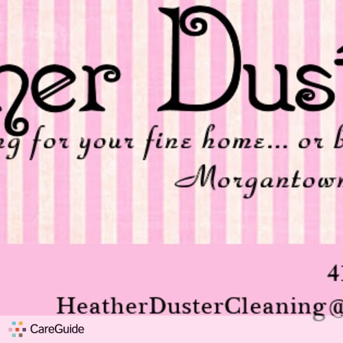 Housekeeper Provider Heather Duster's Profile Picture