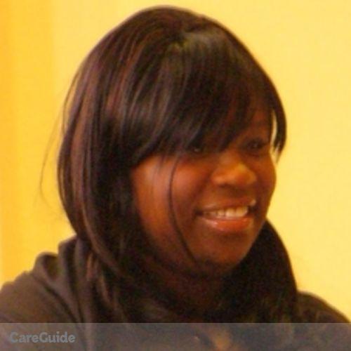 Canadian Nanny Provider Antonette Pettit's Profile Picture