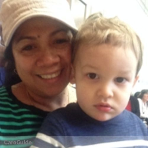 Canadian Nanny Provider Glenda Porras's Profile Picture