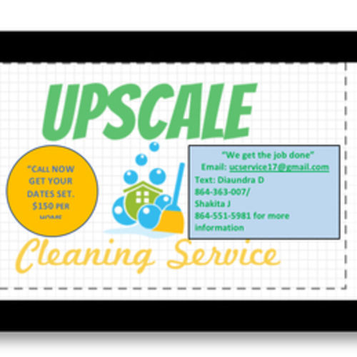 Housekeeper Provider Upscale Cleaning service's Profile Picture