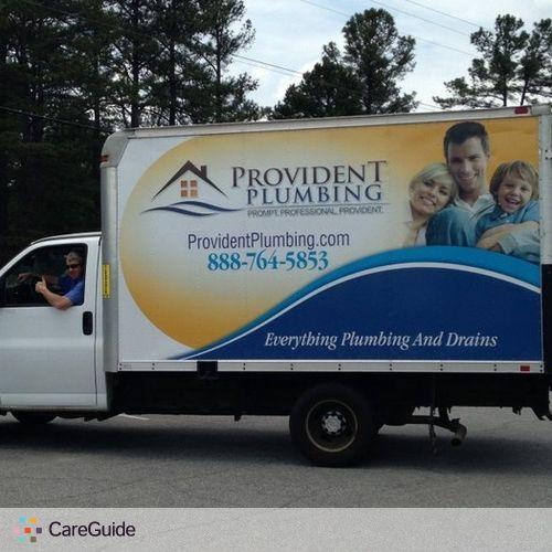 Plumber Job Provident P's Profile Picture