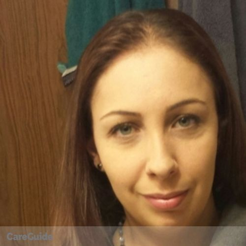Canadian Nanny Provider Kyley Stine's Profile Picture