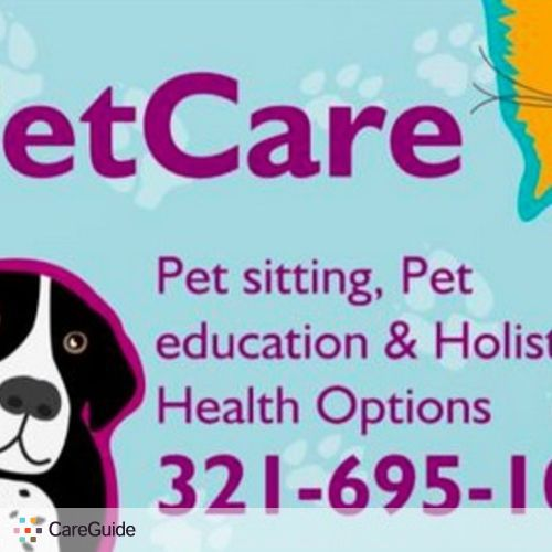 Pet services provider to within 10 miles of Oviedo