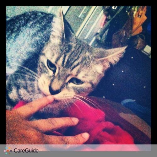 Pet Care Provider Florencia A's Profile Picture