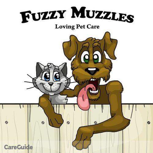 Pet Care Provider Fuzzy Muzzles's Profile Picture