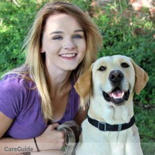 Pet Care Provider Megan Lane's Profile Picture