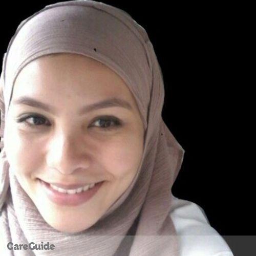 Canadian Nanny Provider Muhamad Zamzuri N's Profile Picture