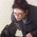 Im Natalie and I am experienced in boarding and dog care.