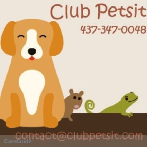 Pet Care Provider 's Profile Picture
